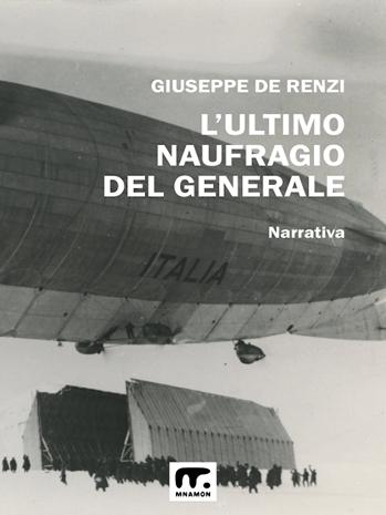 copertina del libro dedicato a Nobile al Polo Nord