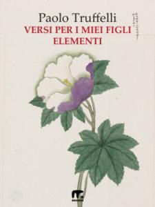 fiore bianco-viola nel terzo libro di poesie di paolo truffelli