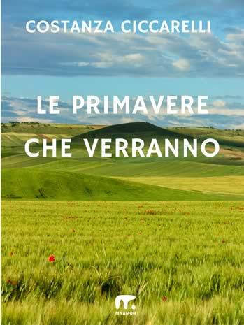 immagine primaverile copertina romanzo d'amore primavere che verranno