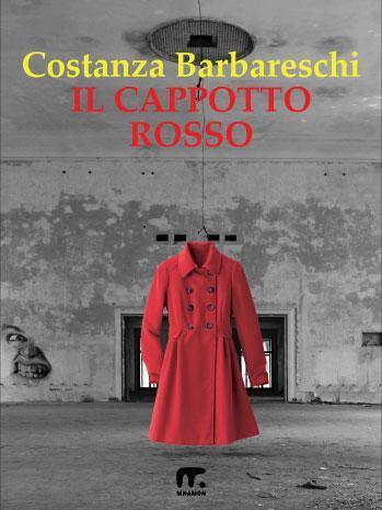 piccole donne crescono e sognano: nel sogno il cappotto rosso, qui ambientato nell'onirico capannone bianco nero