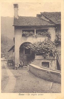 antica casa di Varzo in centro