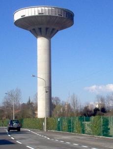 torre serbatoio