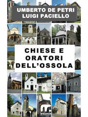 Itinerari turistici e religiosi in Ossola: in copertina alcune chiese