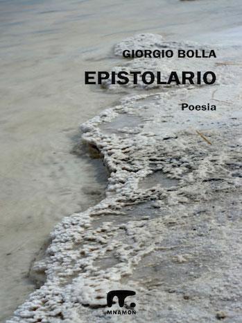 poesie in italiano-spagnolo: una riva di fiume sul grigio