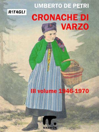 Storia recente del Comune di Varzo: costume tradizionale con giubbotto verde