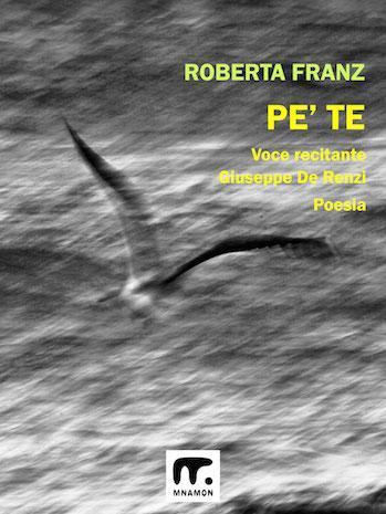 poesia dialettale con gabbiano sul mare