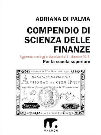 esame di stato di scienza delle finanze: in copertina un buono del tesoro