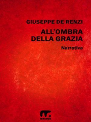 copertina rossa dei racconti di vita