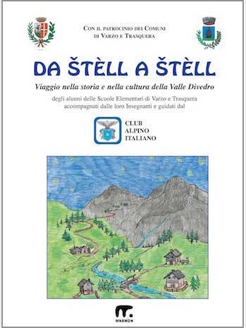Viaggio nella memoria: disegno delle Alpi