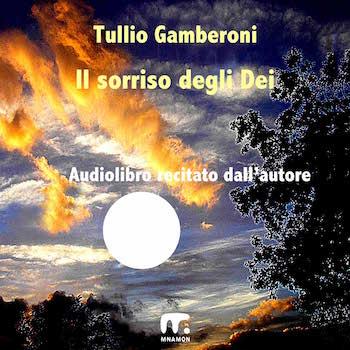 sole e nuvole la copertina dell'audiolibro