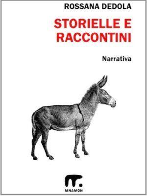 Racconti brevi per bambini sugli animali e la natura con un asinello in copertina