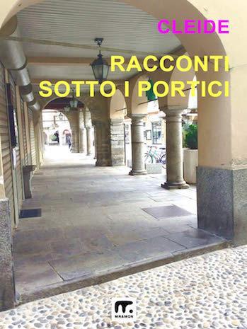 portici con colonne in pietra a Domodossola