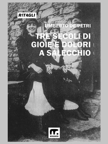 Turismo in Ossola: Copertina Salecchio con due ragazze in costume