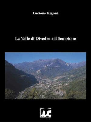 alpi occidentali: l'imagine del arco verso il confine del sempione