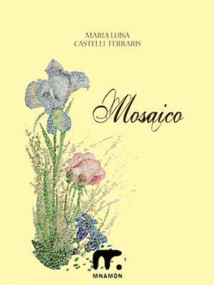 copertina con fiori di mosaico uno dei libri romantici da leggere assolutamente