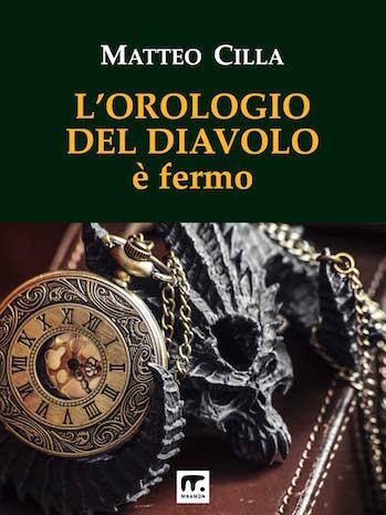 Gli orologi ingannevoli: orologio con simboli sovrannaturali