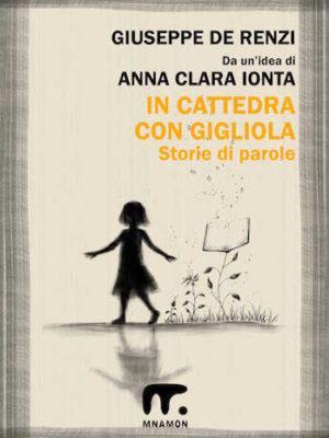 come insegnare l'italiano a stranieri adulti: gigliola in copertna profilo nero su sfondo chiaro