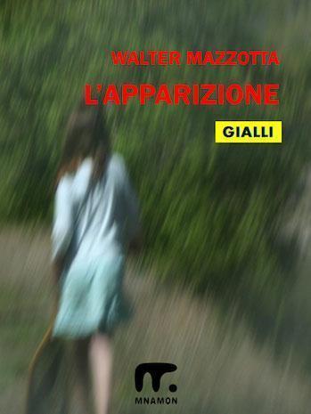 Giallo ambientato a Roma, Torino e ferrara: ragazza che cammina sfuocata