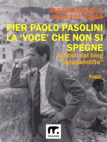 Pier Paolo Pasolini pensiero e poetica: il regista in posa pensierosa