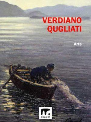 pittore riconosciuto del nostro tempo: quadro con pescatore sul lago nel catalogo di quigliati