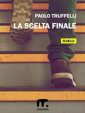 romanzo giallo italiano: piedi che salgono la scala