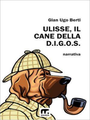 cane con cappello alla sherlock copertina di gli animali sono meglio delle persone