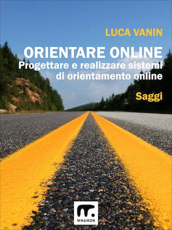 una strada con righr gialle a significare l'orientamento professionale online