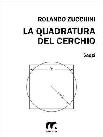 cerchio e quadrati sovrapposti