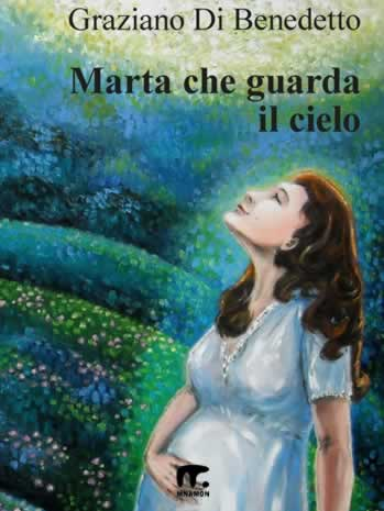 amore ed amicizia: marta è incinta e guarda il cielo