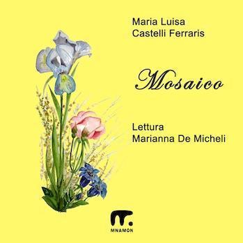 libri romantici da ascoltare è mosaico con fiori