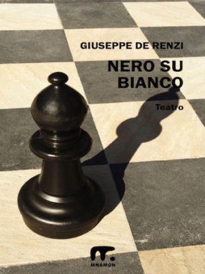 alfiere su scaccchiera nella copertina del libro con storie sugli scacchi