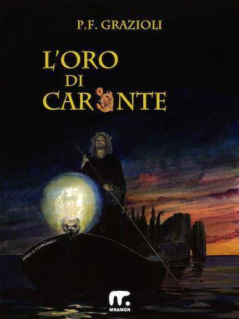 caronte sulla barca in uno dei migliori romanzi noir italiani