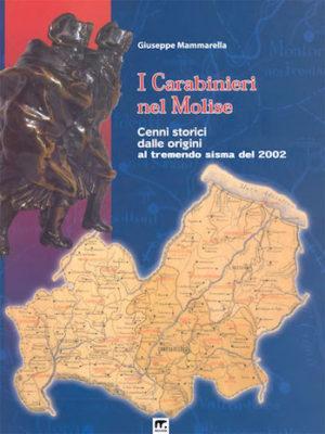 immagine di carabinieri copertina della storia dei carabinieri nel Molise dal 1860 a oggi