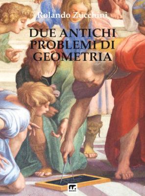 pitagora nella copertina dei problemi classici di geometria