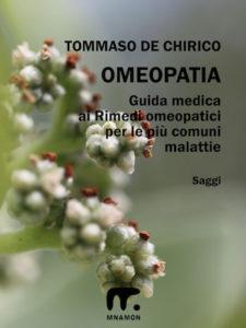 i fiori di bach nella copertina di Omeopatia