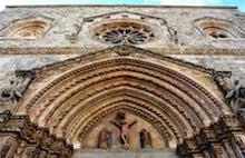 basilica di larino portale della basilica
