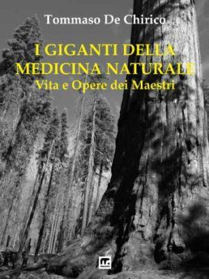 storia della medicina naturale con i giganti rappresentati da enormi sequoie