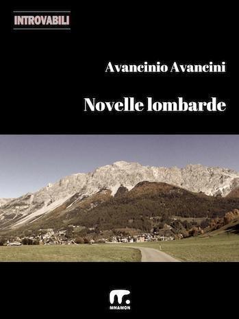 le montagne di bormio nella copertina delle 12 novelle introvabili per un anno