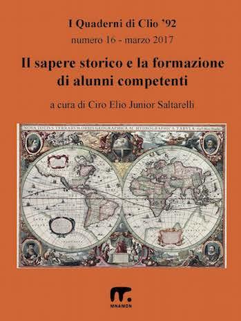 Come insegnare storia nella scuola e nell'università: immagine con carta del mondo