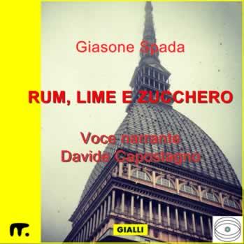 audiolibro giallo ambientato a Torino: la mole antonelliana