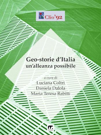 Insegnare storia e geografia: immagine astratta con tonalità verde