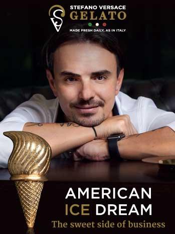 gelato: Versace portrait
