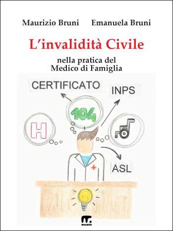 Come diagnosticare l'invalidità civile: il medico in camice bianco dietro alla scrivania