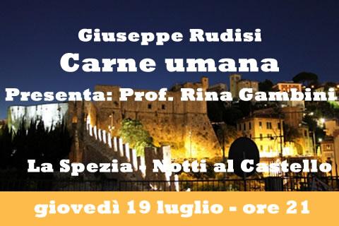 Giuseppe Rudisi a La Spezia