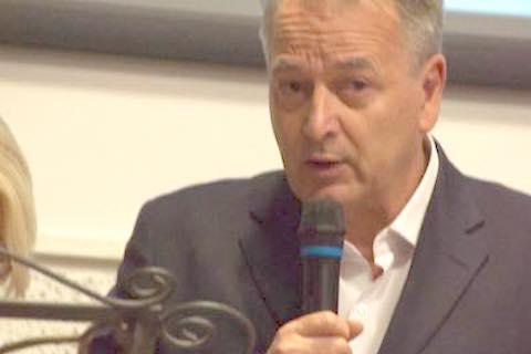 Giuseppe Rudisi premiato al concorso Thesaurus