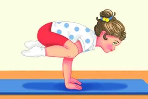 Yoga e bambini