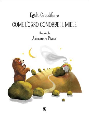 favola di Egidio Capodiferro illustratta da Alessandra Pivato